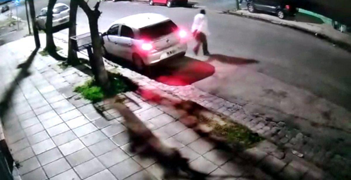 VIDEO | Así mataron al comerciante chino de Banfield