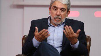 Aníbal Fernández ministro de Seguridad