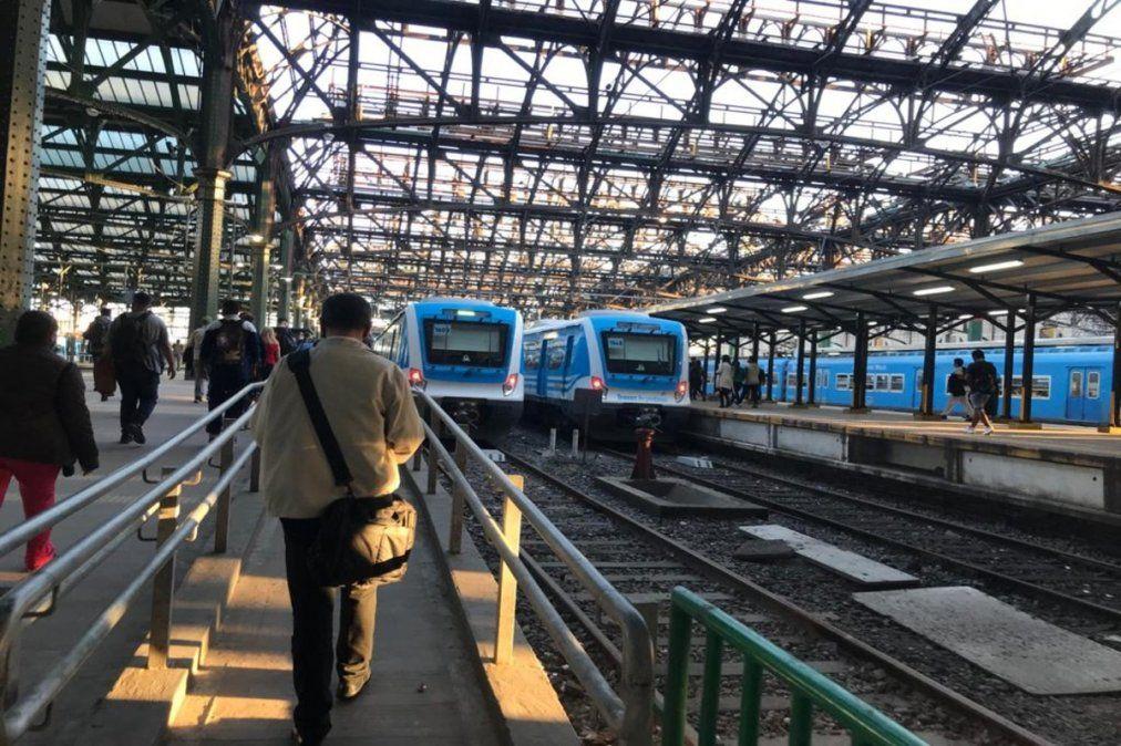 Tren Roca: servicio limitado por corte de vías en Avellaneda