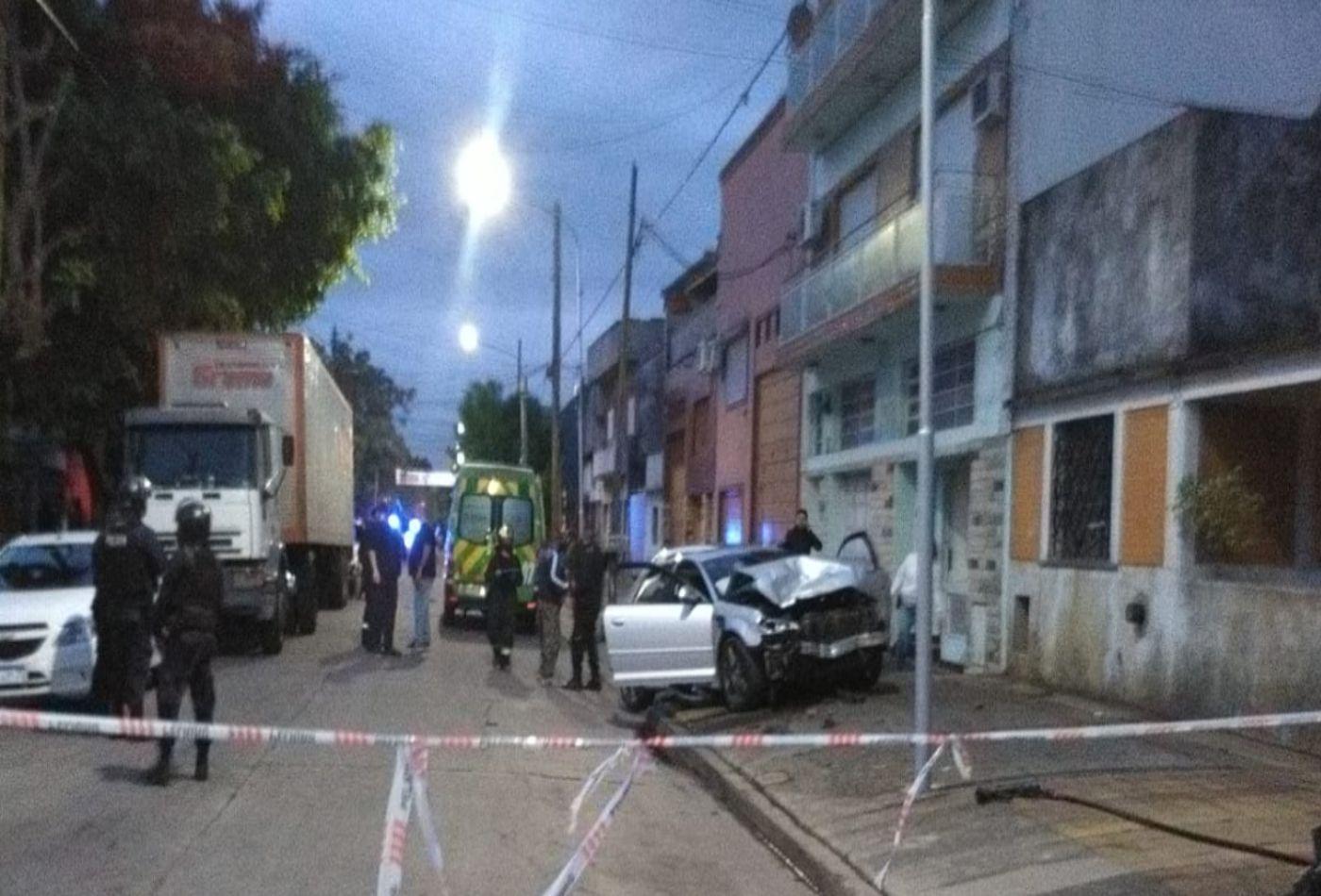 Lo mataron para robarle el auto en Lanús: manejó con un tiro en la cabeza