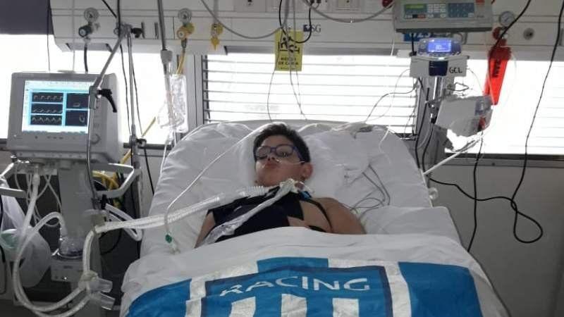Enzo, el nene que perdió a sus padres en la Ruta 58 y pelea por salir adelante