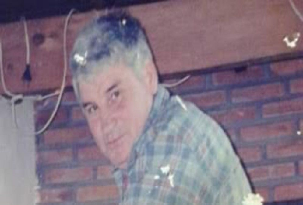 Foto de Jorge Alberto Hollzman, el vecino asesinado en Remedios de Escalada, Lanús Oeste.