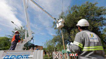 Edesur informó un nuevo corte de luz programado en la región