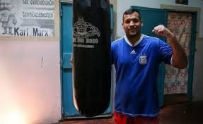 Alejandro Korn: convalidan detención del boxeador, pero sostienen que no hubo golpiza