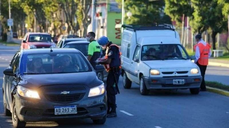 San Vicente: hay un toque de sirena de Bomberos para que no queden vecinos en la calle