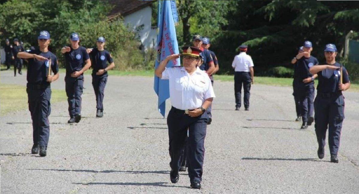 Historias del Día de la Madre: Soledad, la bombera de Korn que crio a sus chicos en el cuartel