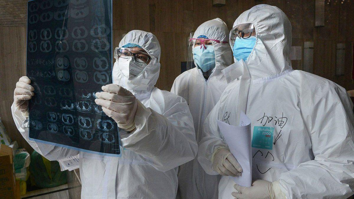 Covid-19: doble récord de contagios y muertes en 24 horas
