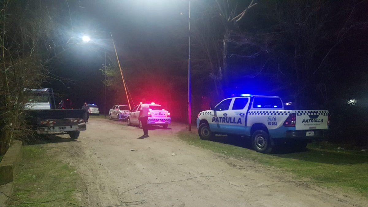 San Vicente: incidentes y 4 detenidos tras la muerte del nene en la planta depuradora