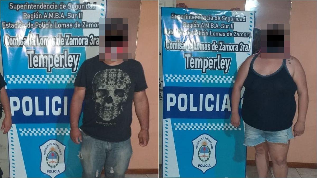 Temperley: detuvieron a una pareja por el intento de femicidio a una jubilada
