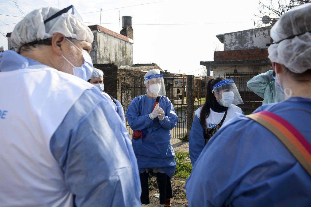 Coronavirus en Brown: gran aumento de contagios a días de la Navidad