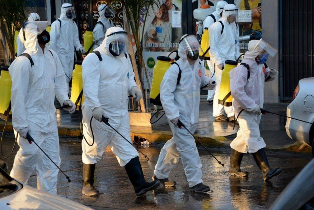El coronavirus golpeó fuerte en Lomas: 14 muertos en un día