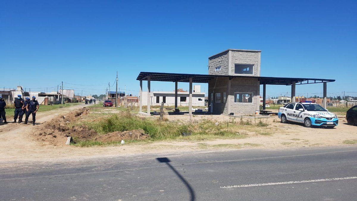 Cómo sigue la situación en el barrio Fronteras de San Vicente: nueva protesta