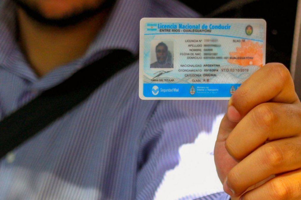 Licencias de conducir en Ezeiza: nuevo sistema online para realizar trámites