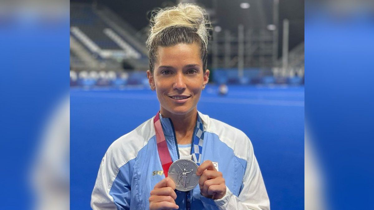 Agustina Albertario, la Leona de Adrogué nominada a mejor jugadora del mundo