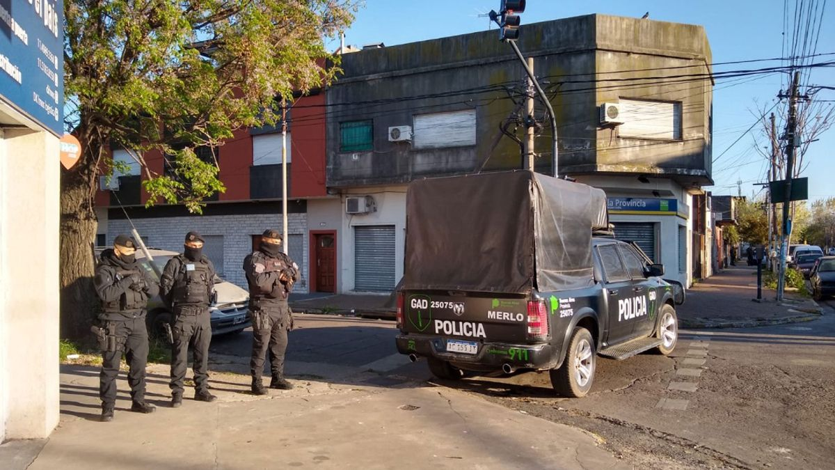 Rehén y secuestrador, los dos muertos en el secuestro de Caseros.