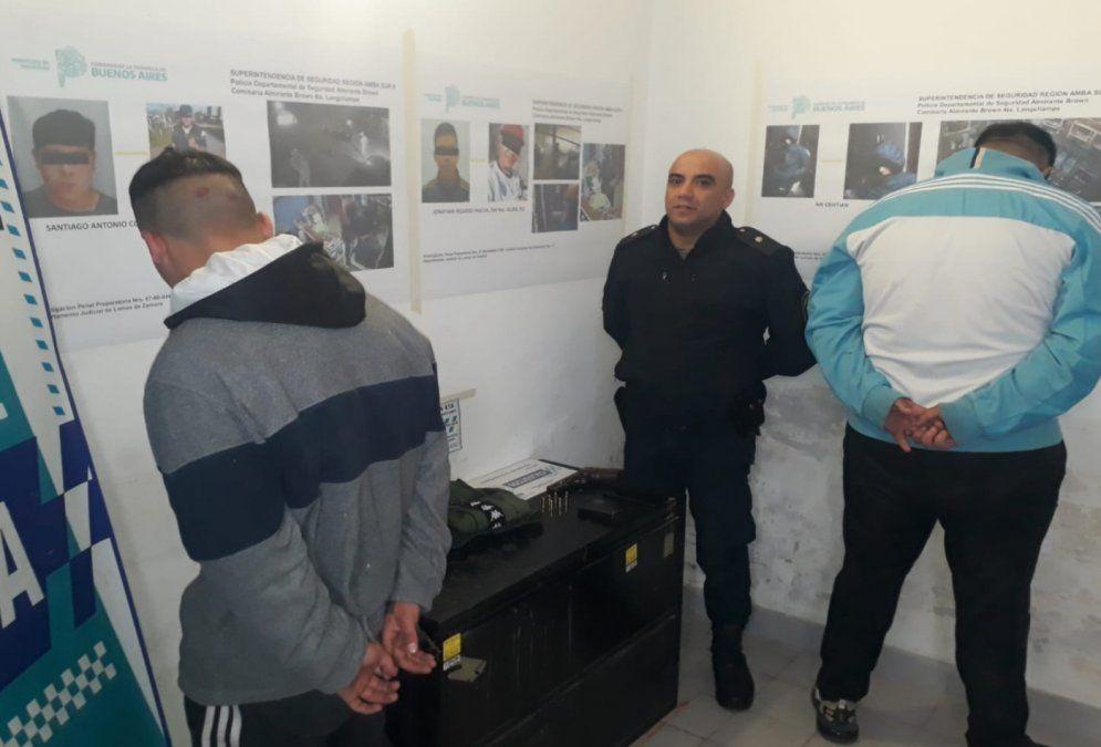 Longchamps: detuvieron a los delincuentes que mataron a una pitbull en un robo