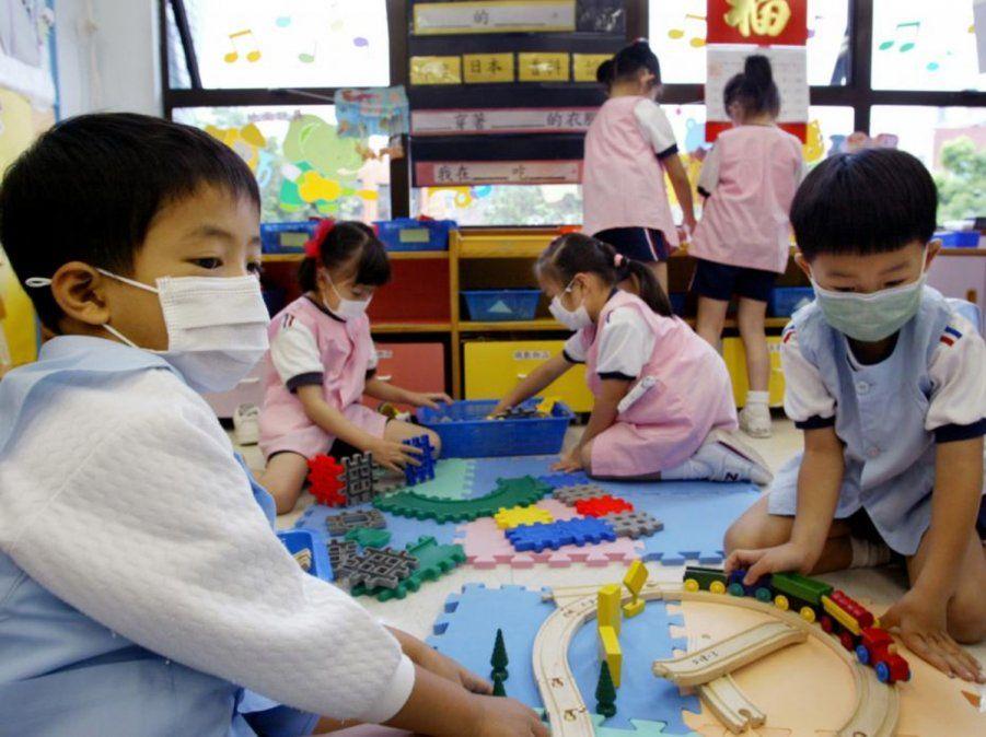 Además de Reino Unido, en China también se registraron casos de norovirus, principalmente en guarderías.