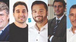 lanus: ¿quienes son los candidatos en las paso?