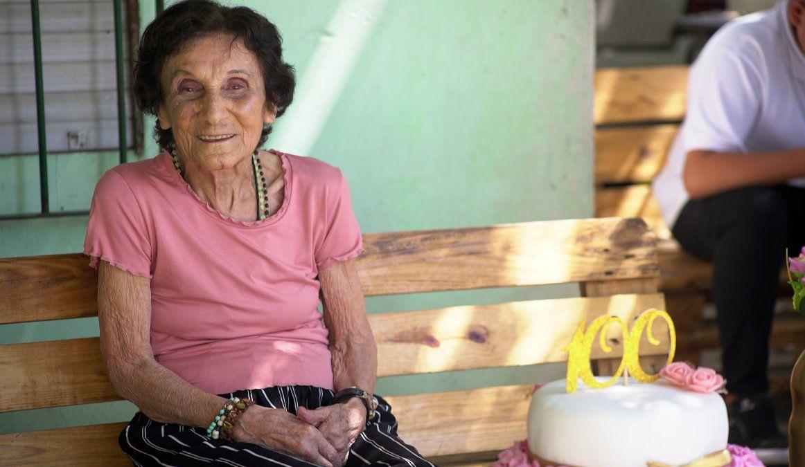 Murió una de las vecinas más longevas de Esteban Echeverría