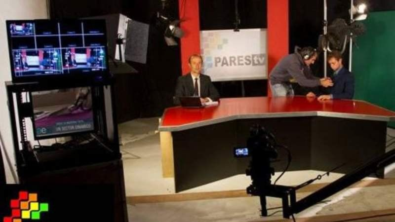 Roban un canal de televisión en Lujan