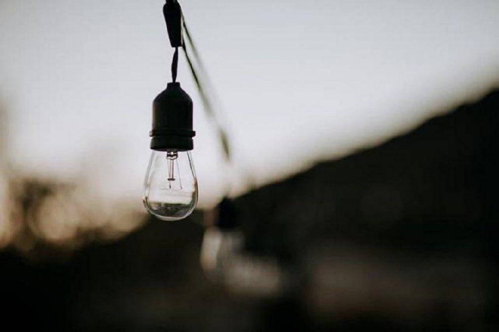 Corte de luz en Monte Grande