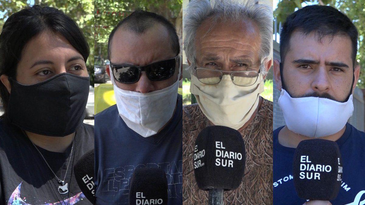 Monte Grande: ¿Qué opinan los vecinos sobre las restricciones ante una nueva ola de contagios?