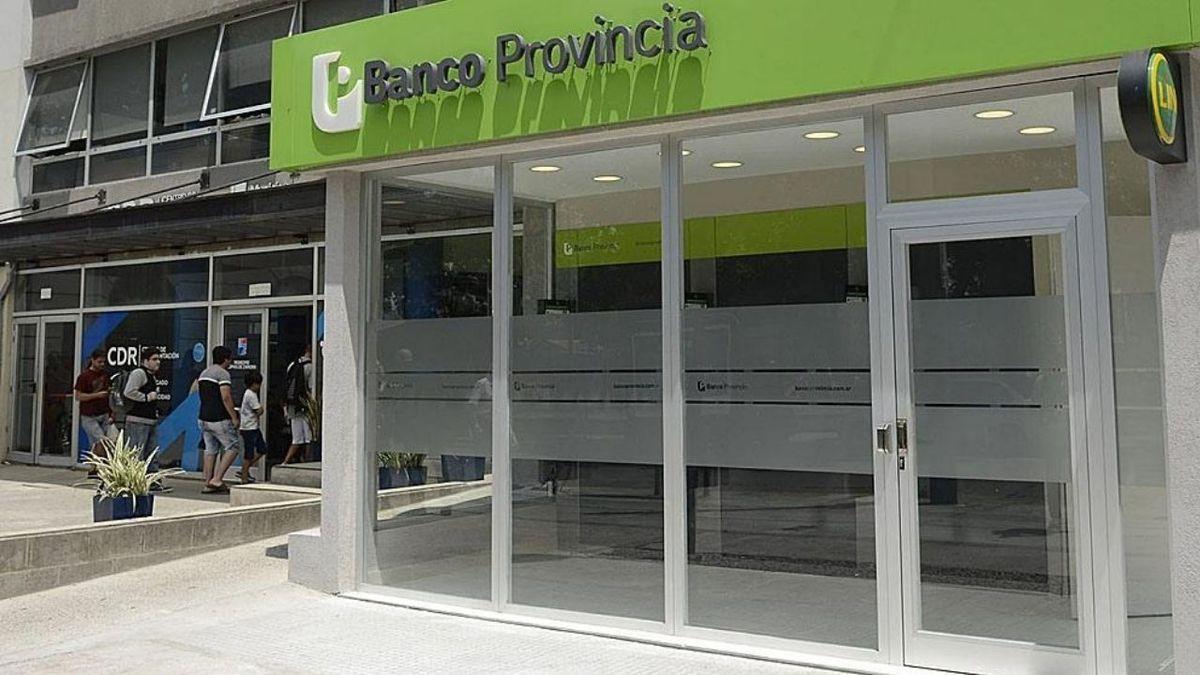 Cuenta DNI, un servicio del Banco Provincia.