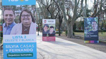 PASO en Esteban Echeverría con 21 listas y 280 mil electores: quiénes son los candidatos