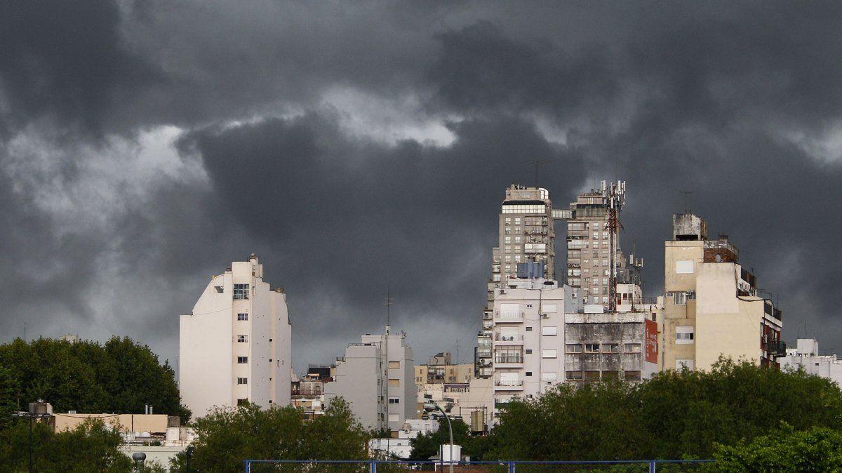 Pronóstico del clima en la región.