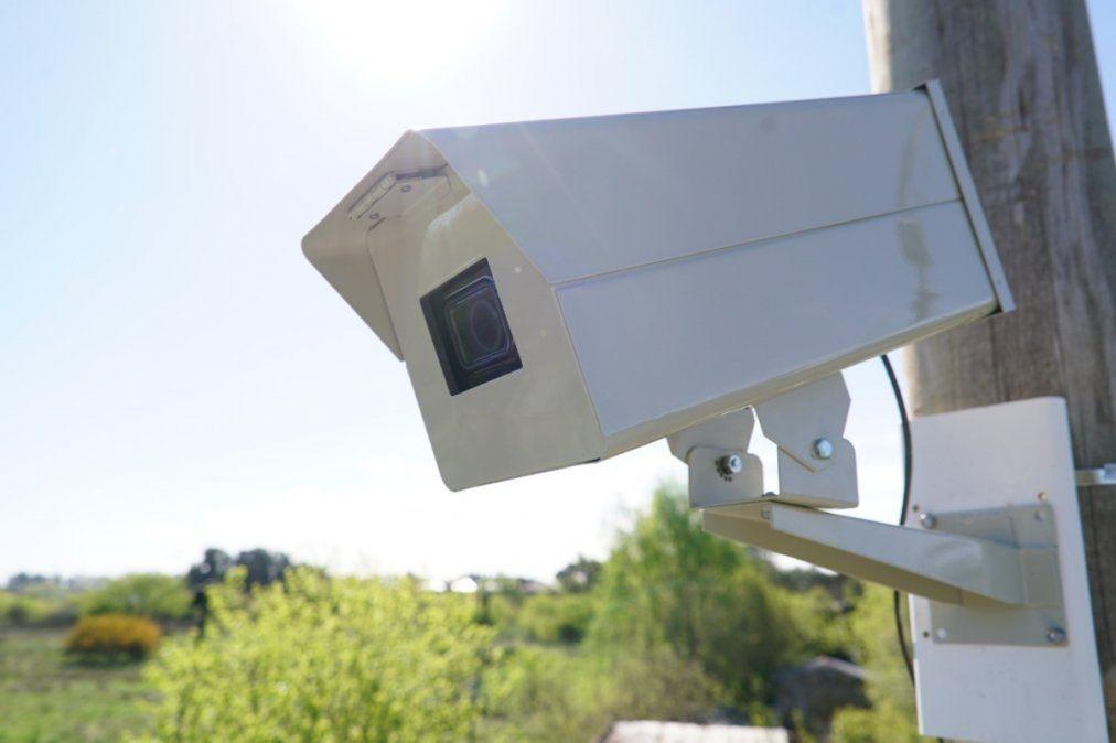 Actualmente hay 513 cámaras de seguridad distribuidas en todo el Municipio de Esteban Echeverría.