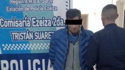 ezeiza: detenido por vender droga