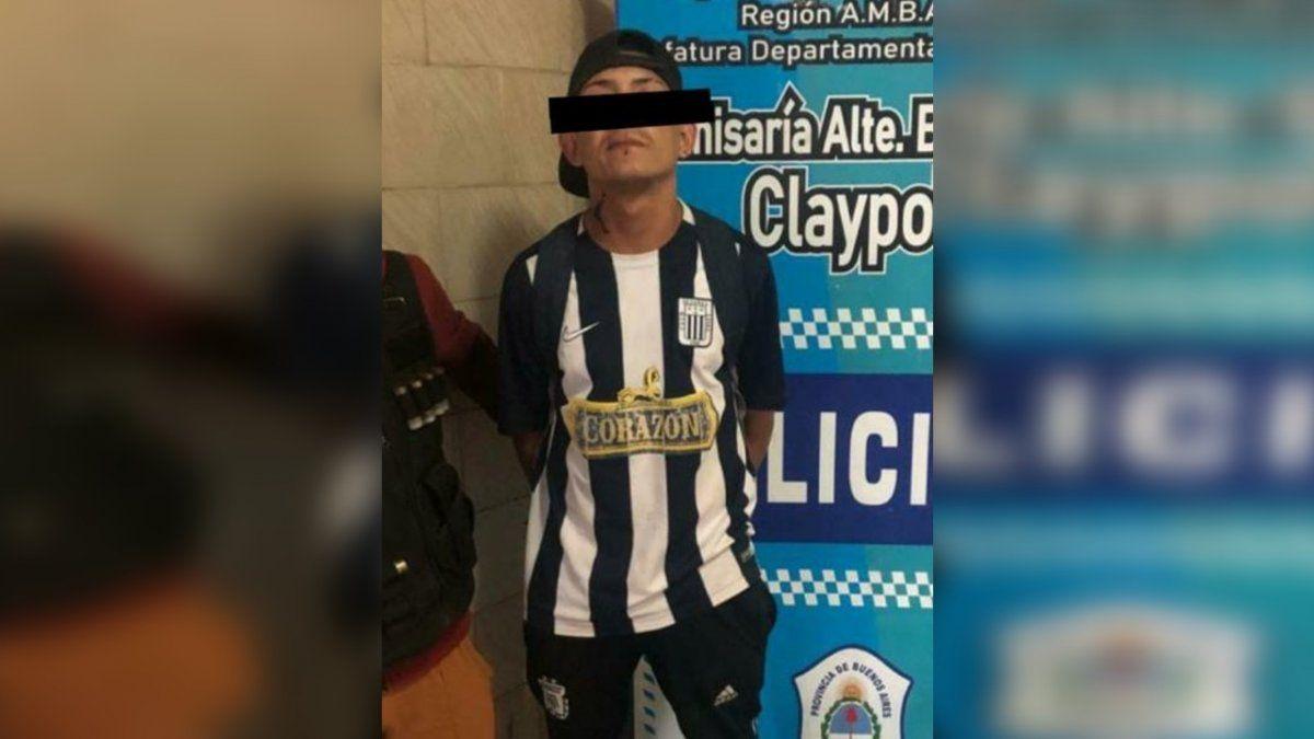 Lo detuvieron en Claypole y quiso sobornar a la policía para que lo liberen: Vamos a arreglar