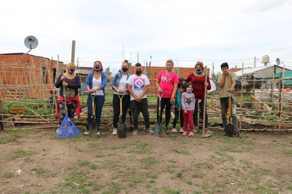 El barrio Las Chacritas tendrá un nuevo Centro de Asistencia