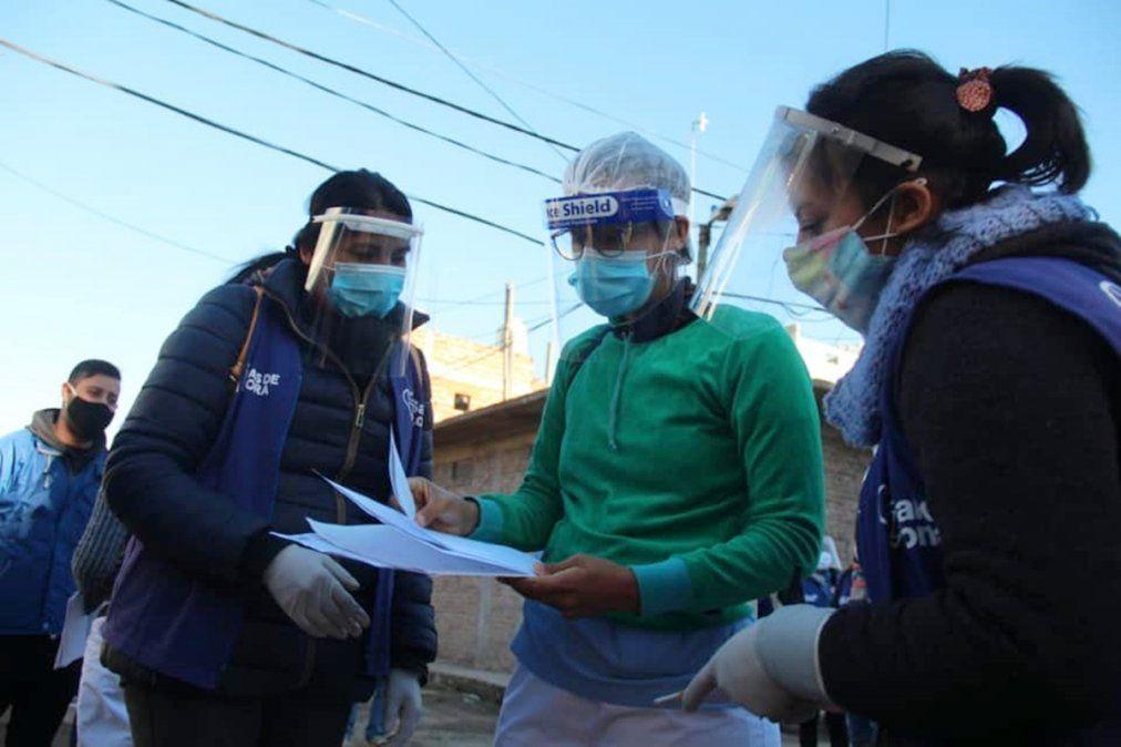 Coronavirus en Lomas: la semana empezó con una muerte y menos contagios