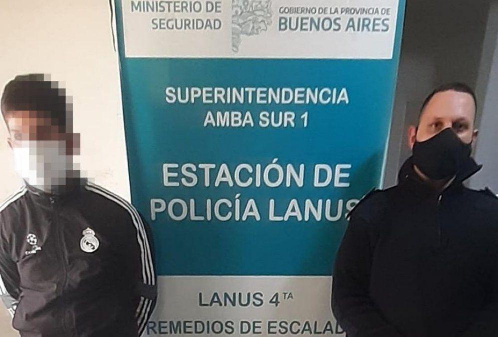 Lanús: detuvieron al supuesto asesino del vecino de Remedios de Escalada