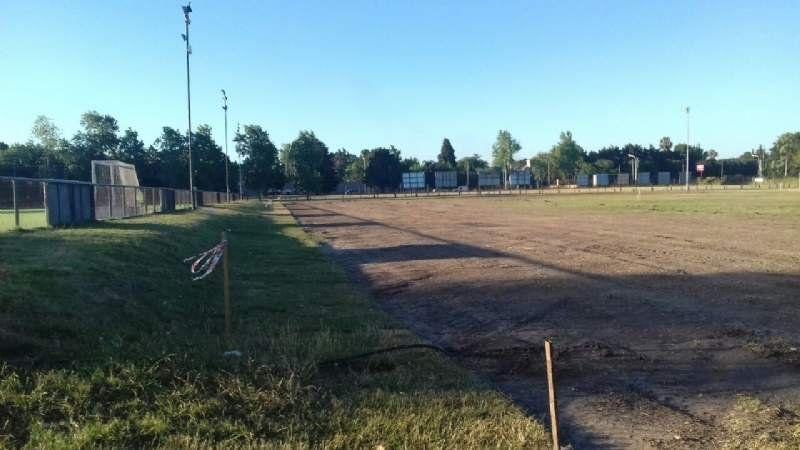 Siguen las obras en Monte Grande Rugby Club