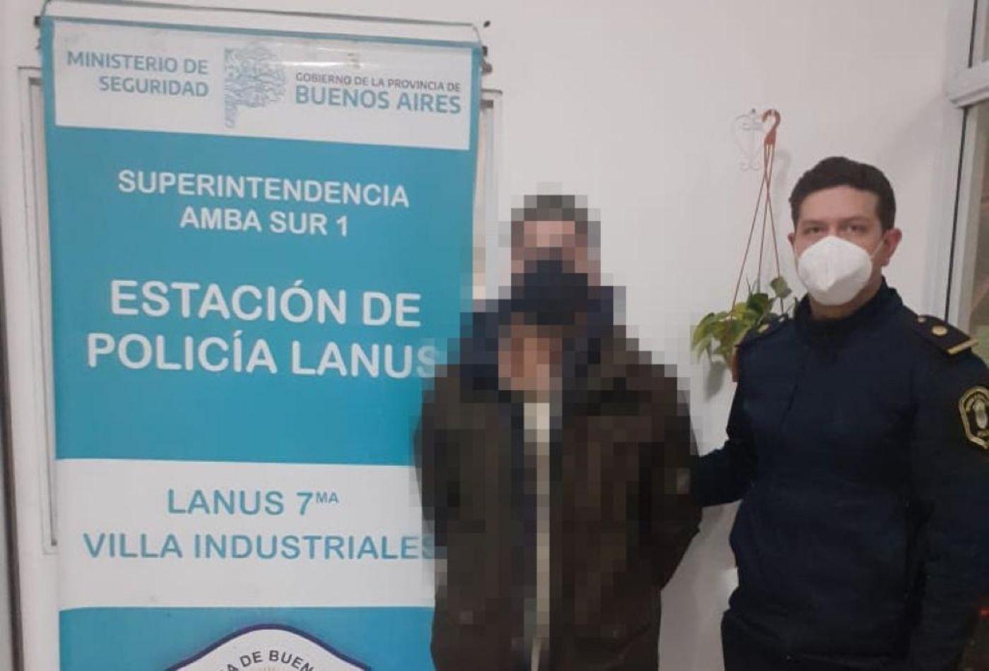 Lanús: detuvieron a dos delincuentes implicados en el asesinato del joven de La Plata