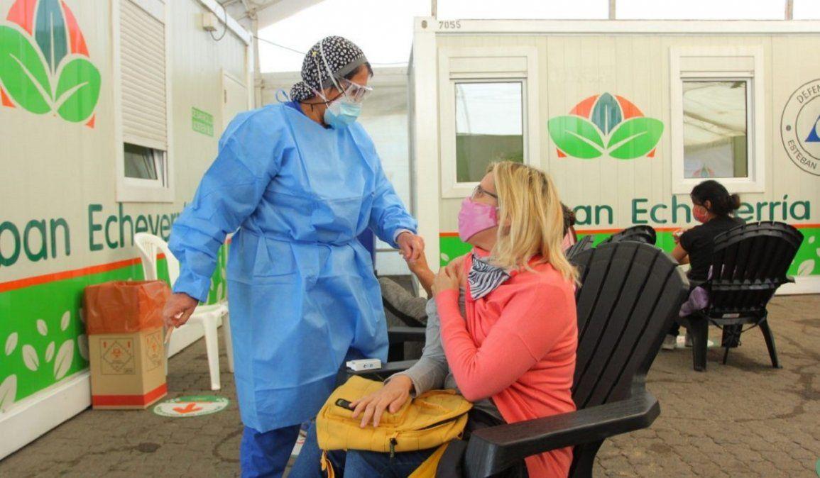 Aceleran la vacunación de docentes para las clases presenciales en el conurbano