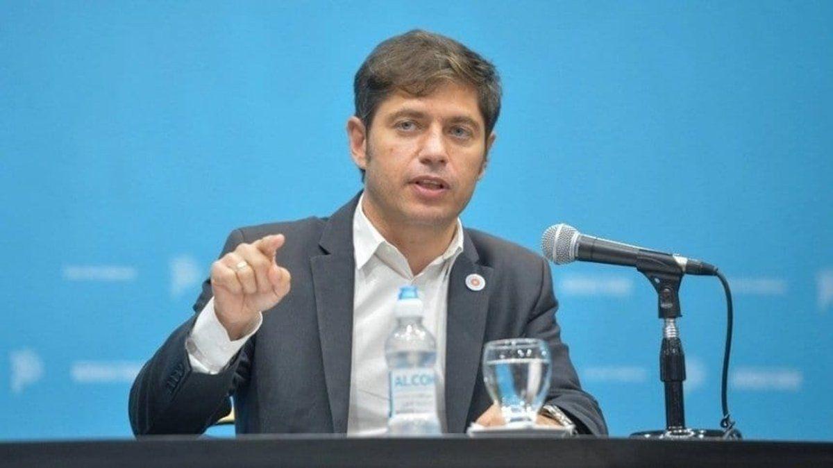 Los anuncios de provincia fueron confirmados por el gobernador Axel Kicillof.