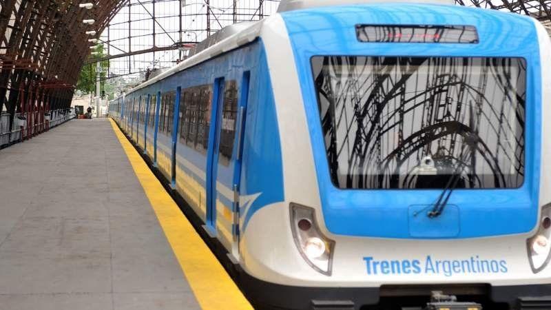 Horarios del tren directo: Ezeiza - Constitución
