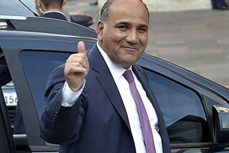 El gobernador de Tucumán Juan Manzur es el nuevo jefe de Gabinete de Alberto Fernández.