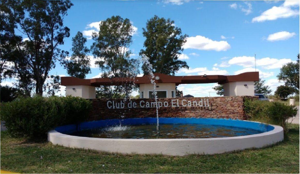 Violento robo comando en el country El Candil: queda entre San Vicente y Guernica