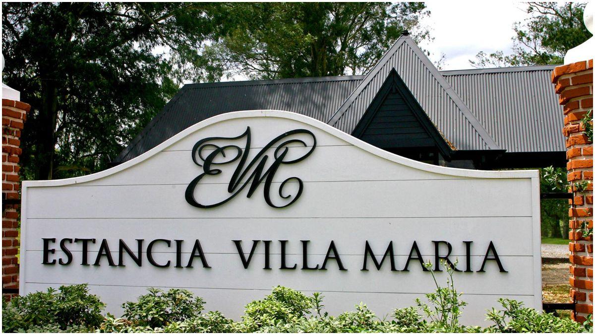 Golpe comando en la estancia Villa María: robaron dos casas.