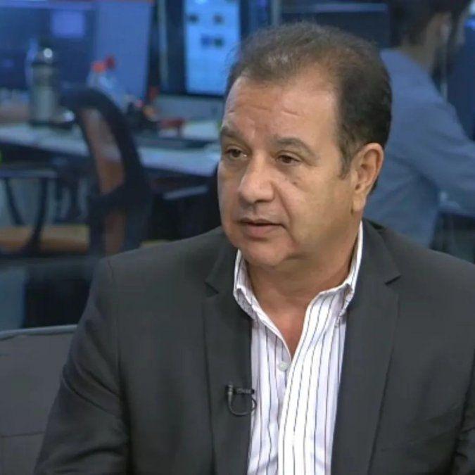 José Luis Ammaturo habló con El Diario Sur.