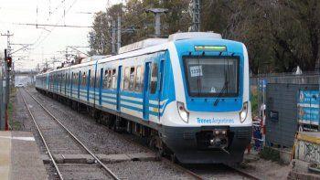 El Tren Roca ya reanudó su servicio con normalidad