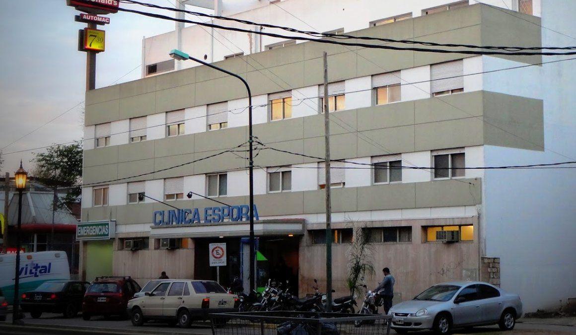 Clínica Espora ya no tiene camas para pacientes con coronavirus: No tenemos más lugar