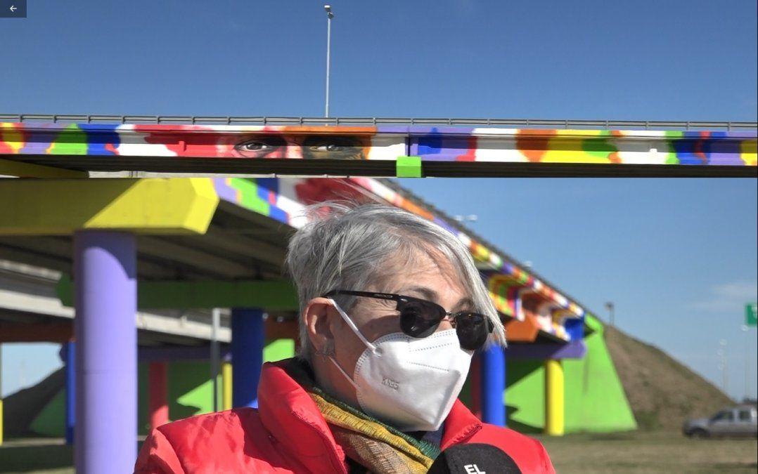 La esposa de Héctor Bornes y pediatra del Hospital de San Vicente Silvia Marelli.