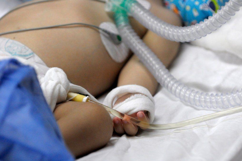 Clínica Monte Grande: hay casos graves de Covid-19 en niños