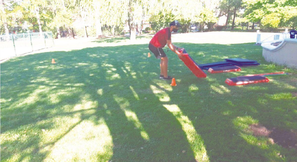 Ante las limitaciones a los gimnasios