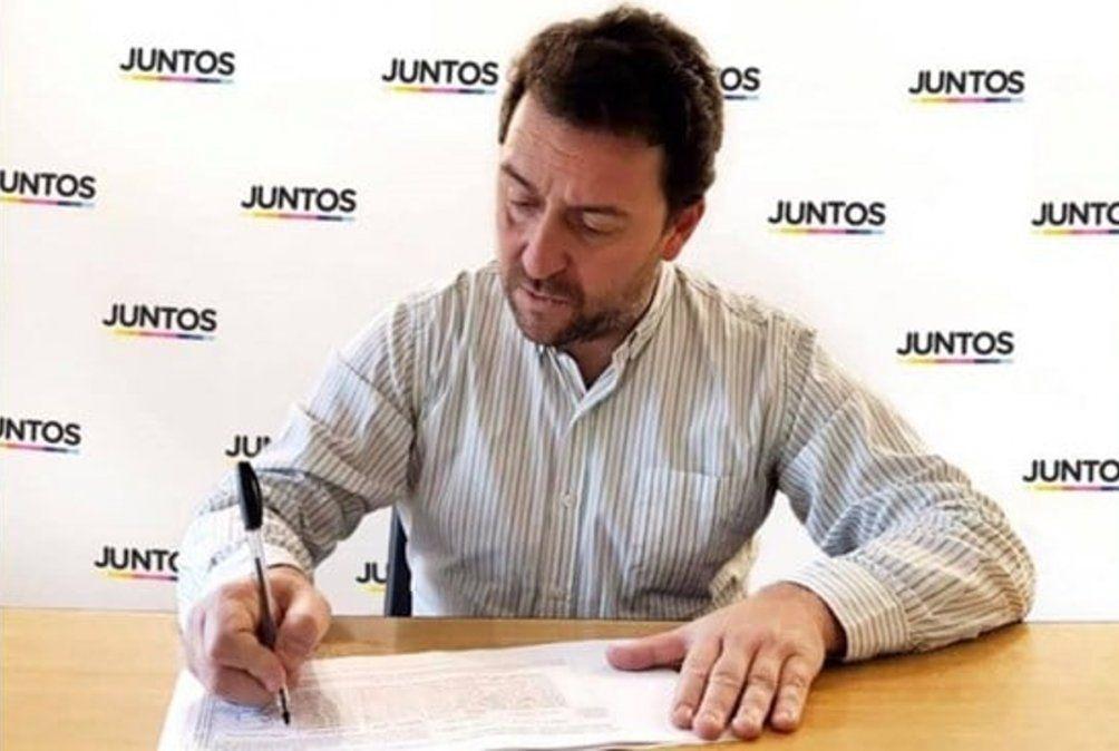Mariano San Pedro se impone en la interna de Juntos de Brown.